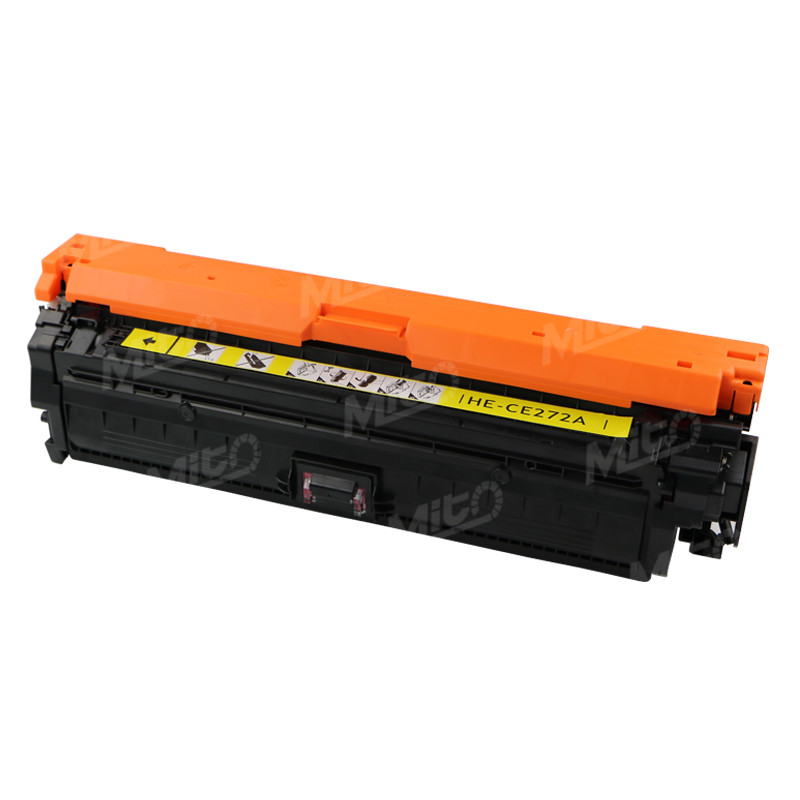 Remanufactured Toner Cartridge HP CE272A Y