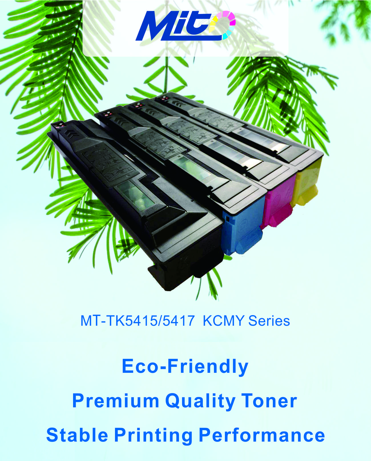 Mito Replacement Products for MT-TK5315 5317KCMY Series